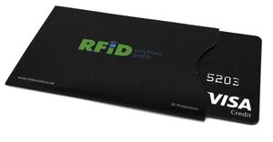 RFID Schutzhüllen - auch mit Ihrem Logo!